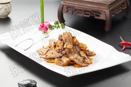 回锅野山菌 - 找菜图