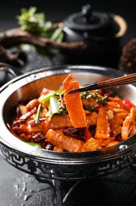 干锅大肠 - 找菜图