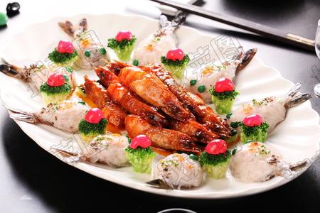 富贵两吃虾 - 找菜图