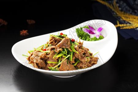 炒黄牛肉 - 找菜图