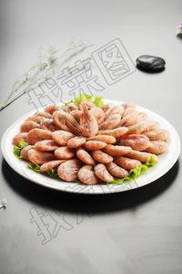 冰虾 - 找菜图