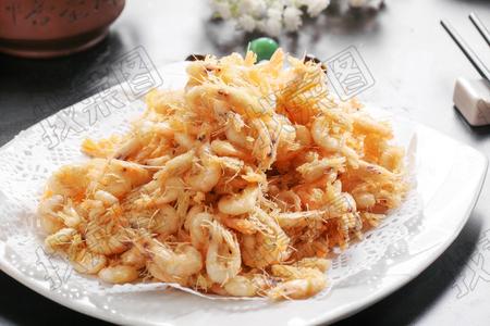 炒江虾 - 找菜图