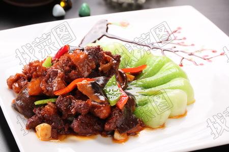 红烧野猪肉 - 找菜图