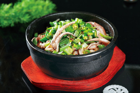 小石锅鱿鱼 - 找菜图