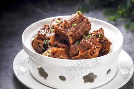 原味羊蝎子锅 - 找菜图