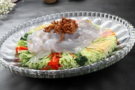 锦绣拉皮 - 找菜图