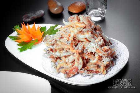 干炸鲜蘑 - 找菜图