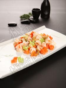 双果虾仁 - 找菜图