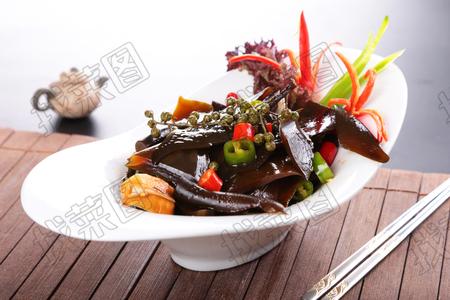 香辣海带根 - 找菜图