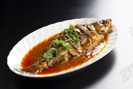 红烧海鲈鱼 - 找菜图