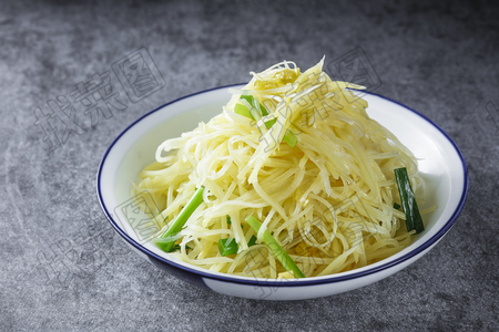 炝土豆丝 - 找菜图