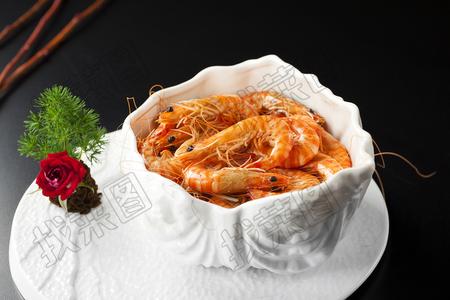 基围虾 - 找菜图