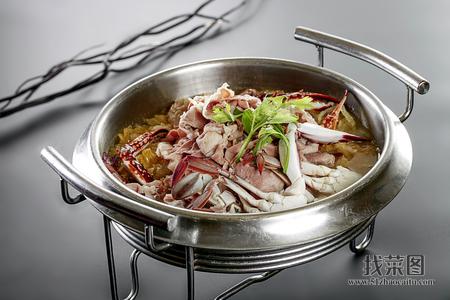 海鲜汆锅 - 找菜图