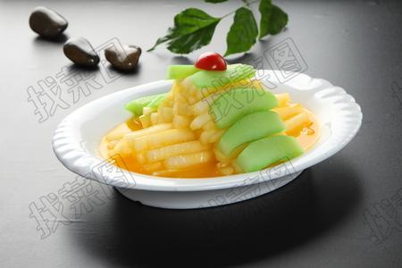 柠檬冬瓜 - 找菜图