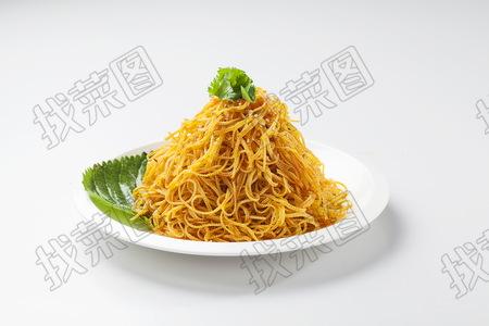 拌干豆腐丝 - 找菜图