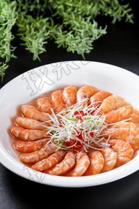 白灼基围虾 - 找菜图