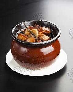 红烧煨双干 - 找菜图