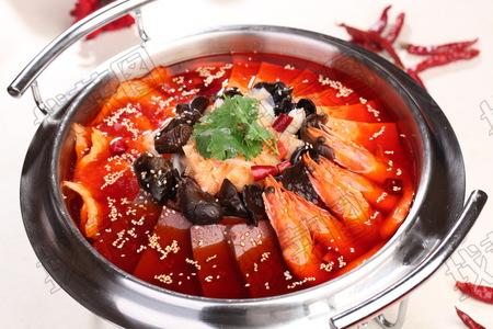 海鲜毛血旺 - 找菜图