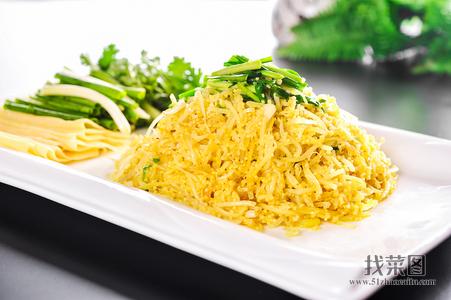 小米土豆丝 - 找菜图