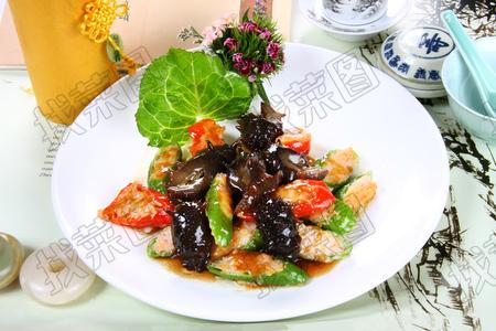 酿椒海参 - 找菜图