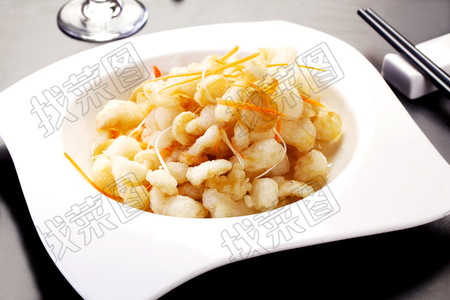 清烹蟹味菇 - 找菜图