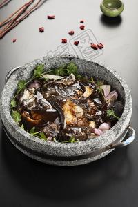 石锅鲽鱼头 - 找菜图