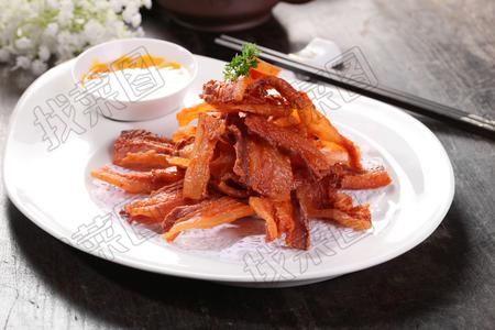 西北蒜甜肉 - 找菜图