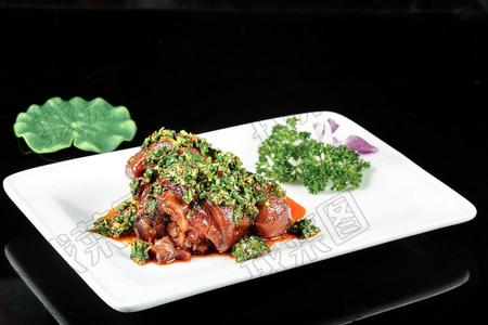 香菜猪圈圈 - 找菜图