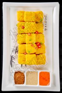 李白爱吃的豆腐  - 找菜图