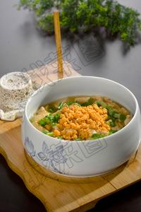 海胆豆腐  - 找菜图