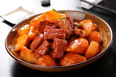 生排压土豆 - 找菜图