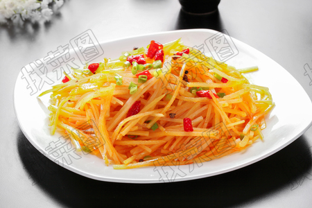 歌乐山土豆丝 - 找菜图