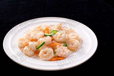 清炒大虾仁 - 找菜图