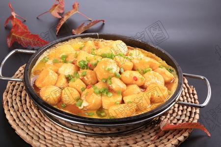 芙蓉日本豆腐 - 找菜图