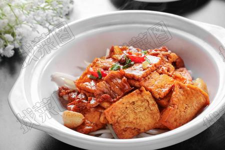 砂锅豆腐 - 找菜图