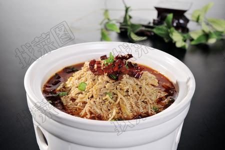 老重庆百叶锅 - 找菜图