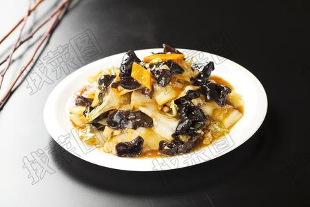 传统黑白菜 - 找菜图