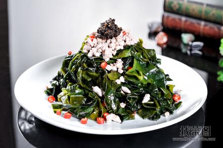 肉沫榄菜群带菜 - 找菜图