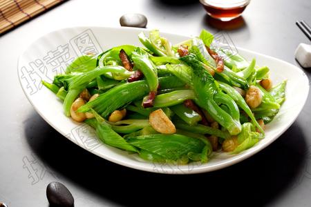 生炒芥菜 - 找菜图