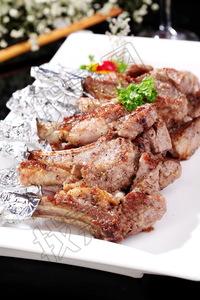 黑椒法式羊排 - 找菜图