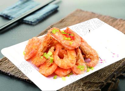 椒盐活虾 - 找菜图