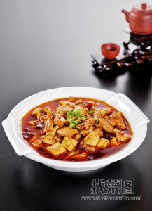 三文龙骨煲豆腐 - 找菜图