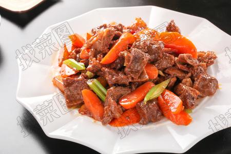 红烧牛肉 - 找菜图