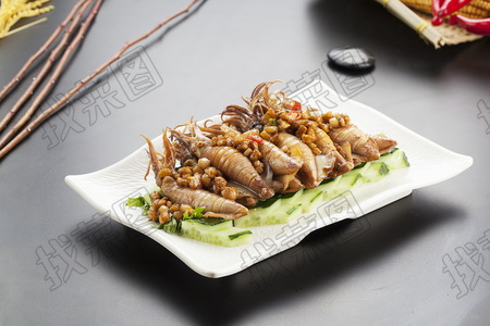 肉粒烧籽乌 - 找菜图