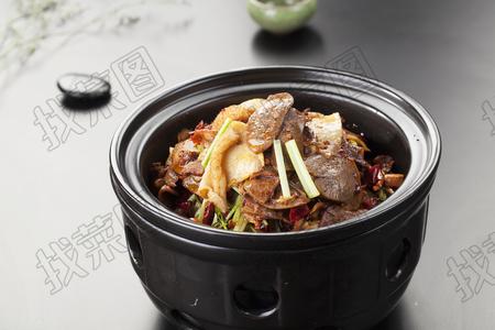 川式干锅牛杂 - 找菜图