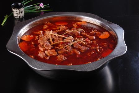 黄府羊肉锅 - 找菜图