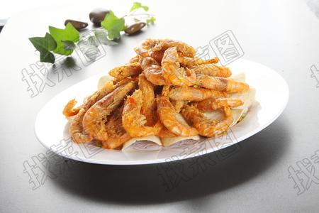 薯香虾 - 找菜图