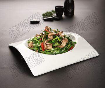 韭香腰片 - 找菜图