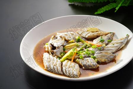 清蒸刀鱼 - 找菜图
