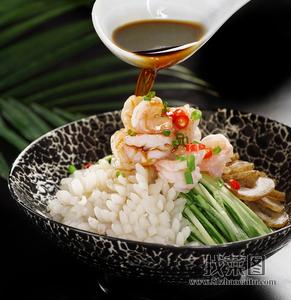 捞汁海中鲜 - 找菜图